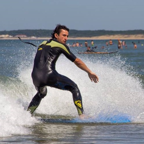 Guillaume Carpentier Wave Me Up Surf